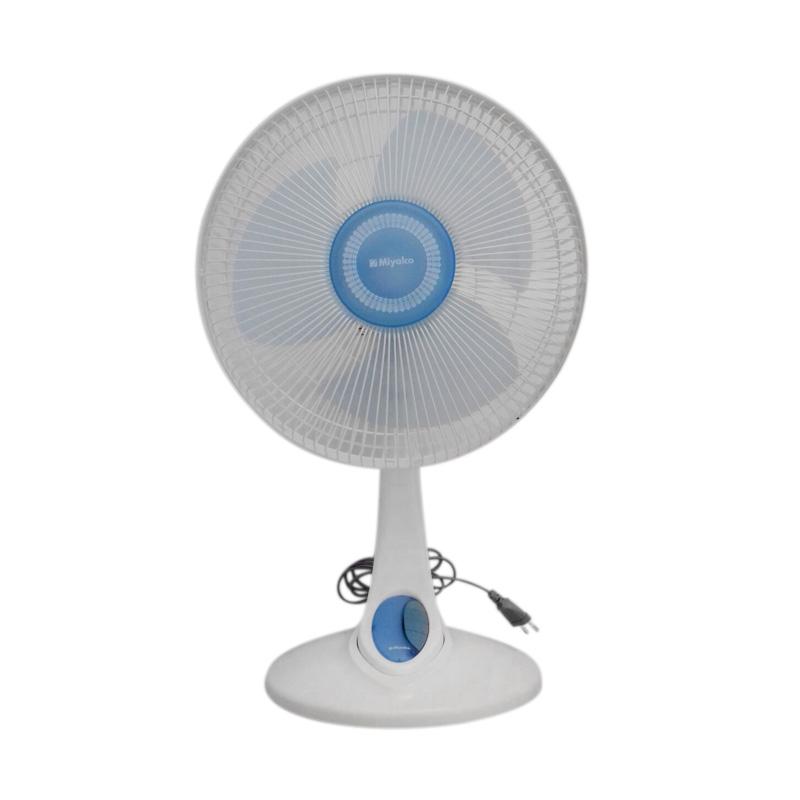 Miyako KAD 1227 B Kipas Angin [12 Inch/Desk Fan & Wall Fan]