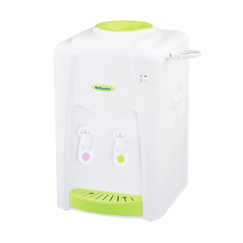 Miyako WD-290 HC Water Dispenser - Putih Hijau