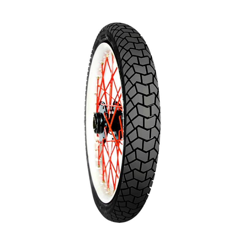 MIZZLE POWER TREAD Tubetype Hitam Ban Motor [2.50/18]