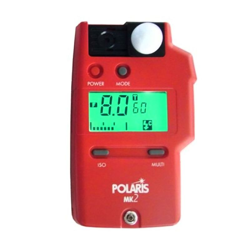 POLARIS MK2 Red Wine Light Meter