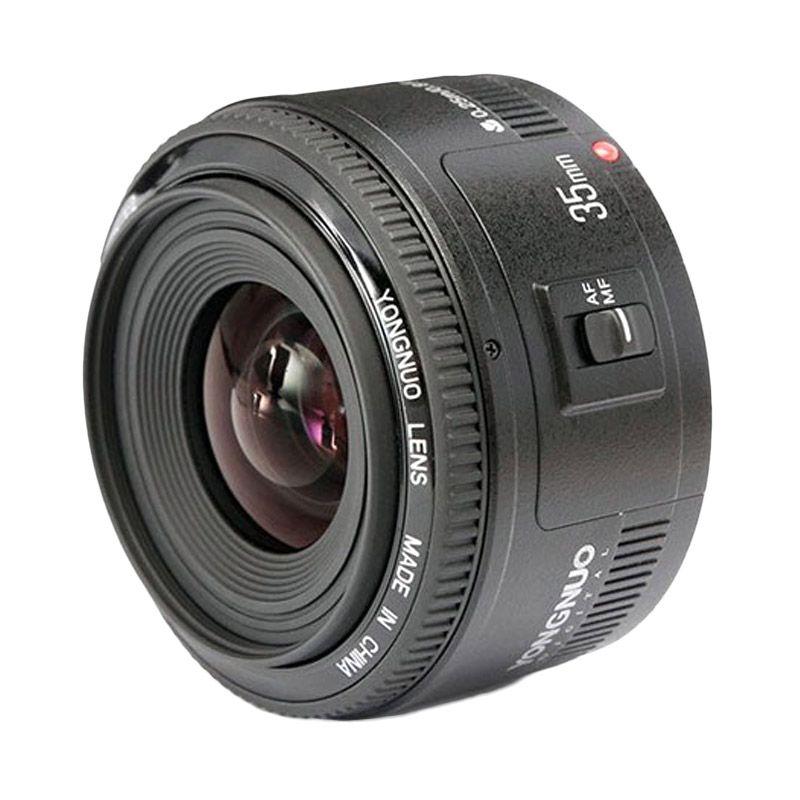 Yongnuo EF 35MM F/2.0 Lensa Kamera