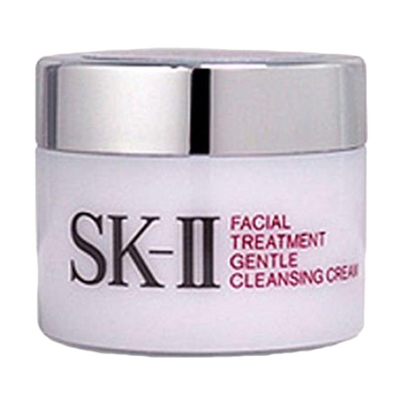 SK-II Gentle Cleansing Cream Facial Treatment Pembersih Wajah [15 g]