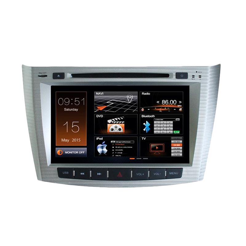 Jual Mobiletech Head Unit Double Din For Avanza Or Xenia Audio Mobil Online Februari 2021 Blibli