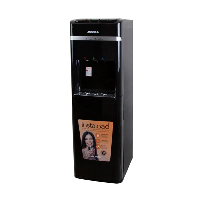 Modena DD 65 L Water Dispenser - Hitam