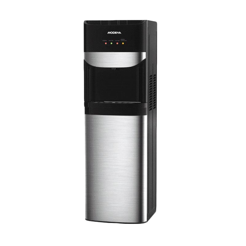 Modena DD 67 S Water Dispenser - Hitam [Bottom Loading]