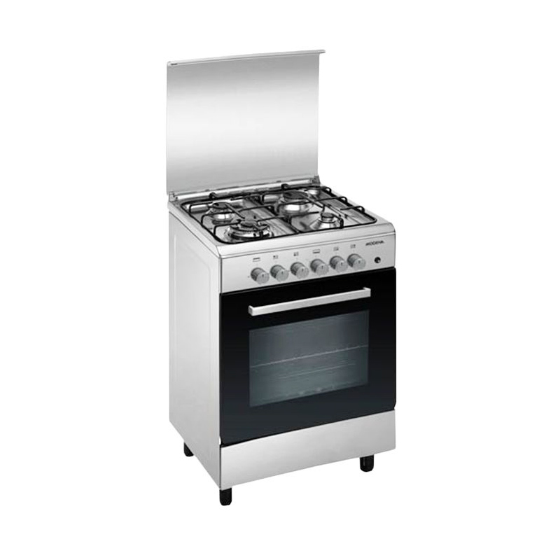 Modena FC 5641 Stainless Steel Kompor Oven [4 Tungku/60 cm]