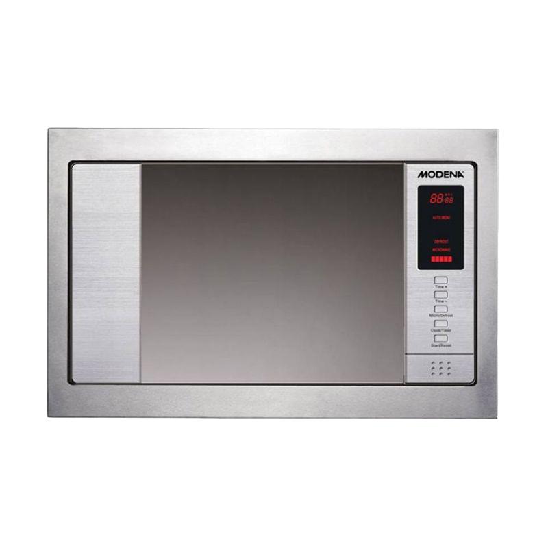 Modena MO2002 Microwave - Silver [22 Liter]