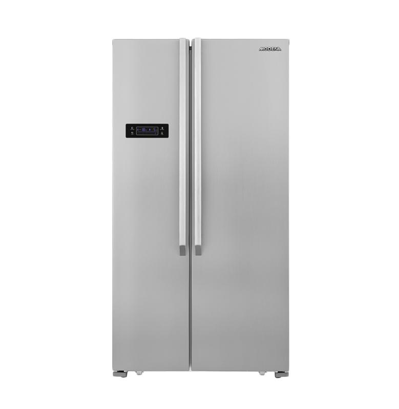 Modena RF 2551 Allegra Refrigerator Kulkas [Side By Side]