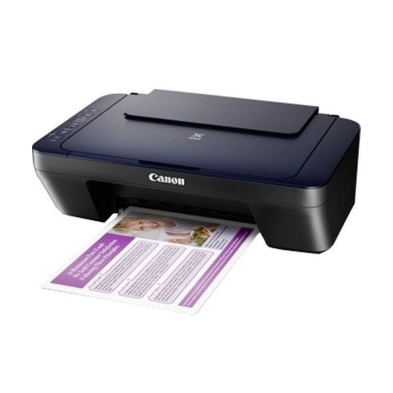Canon Ink Efficient E460 Hitam Printer