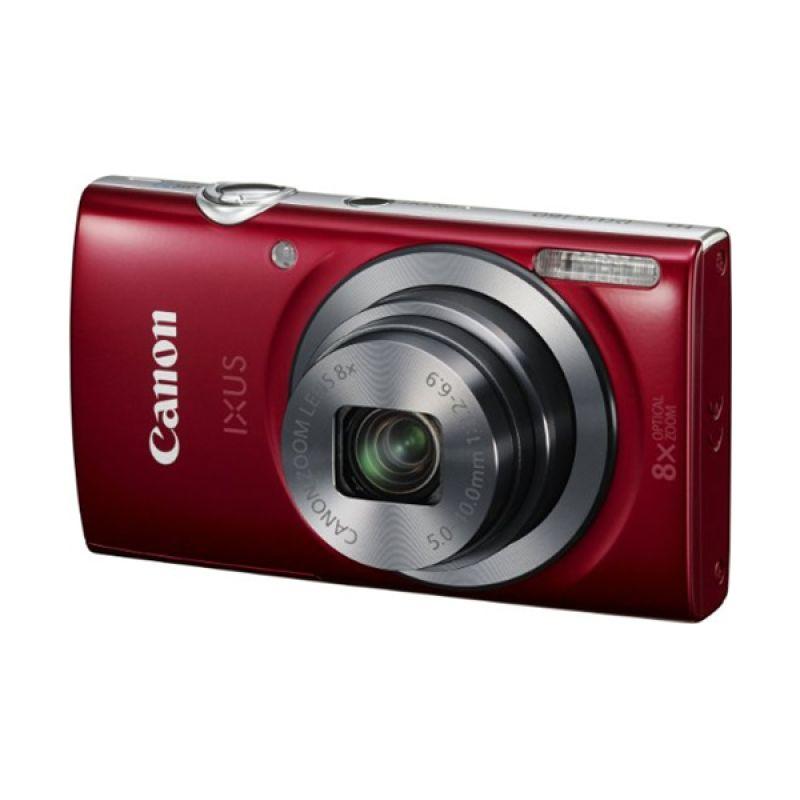 Canon IXUS 160 Red Kamera Pocket