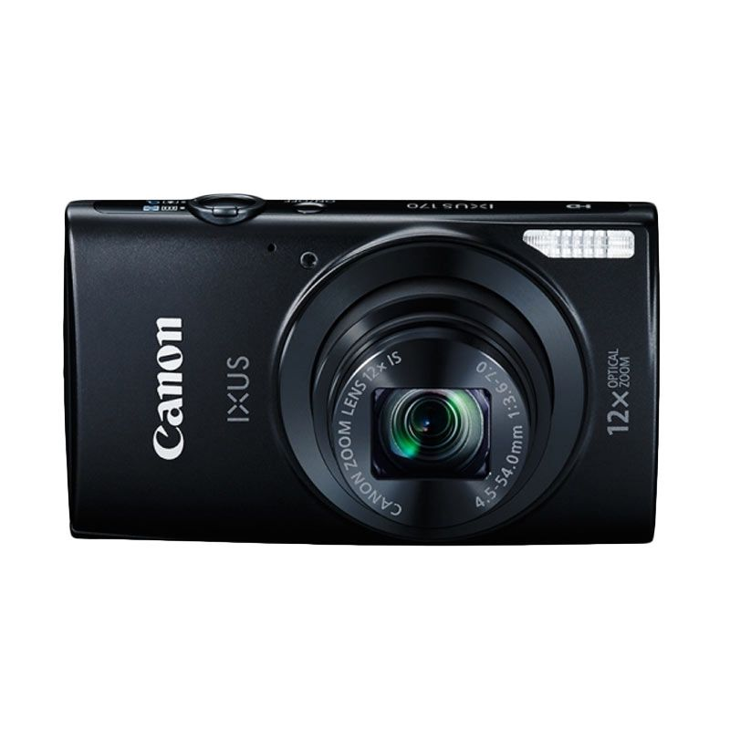 Canon IXUS 170 Black Kamera Pocket