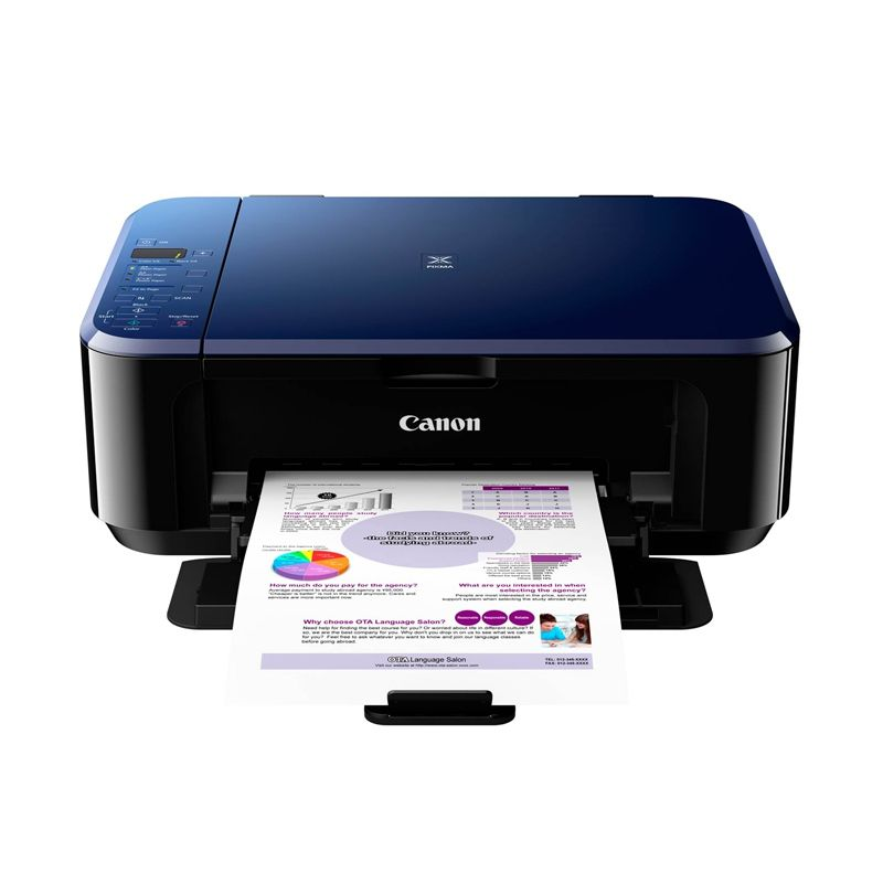 Canon Multifunction Inkjet E510 Printer