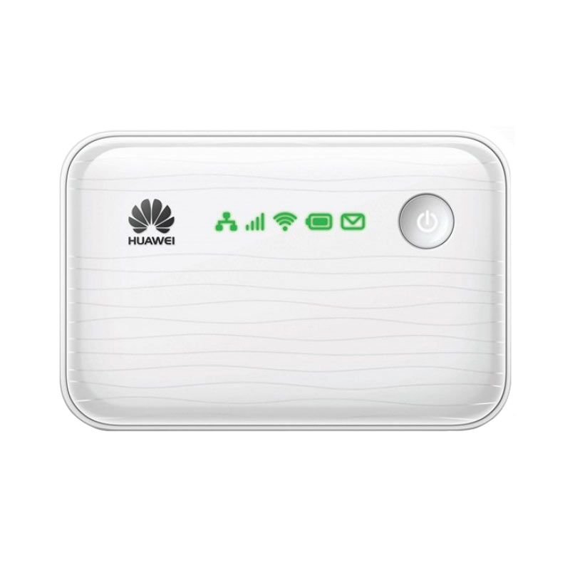 Huawei 3G White Modem Wifi [42 Mbps]