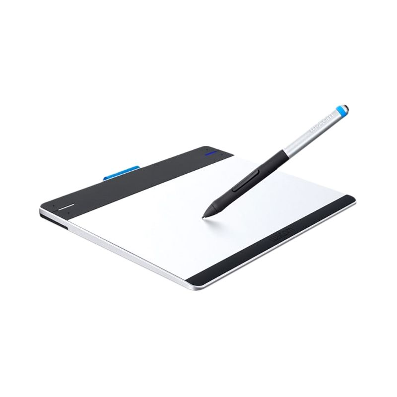 Wacom Intuos Pen And Touch Drawing Pad [Medium]
