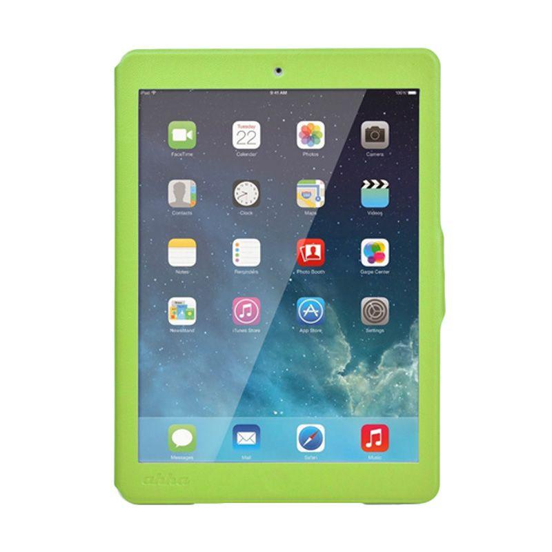Ahha Arias Magic Green Flip Cover Casing for iPad Air