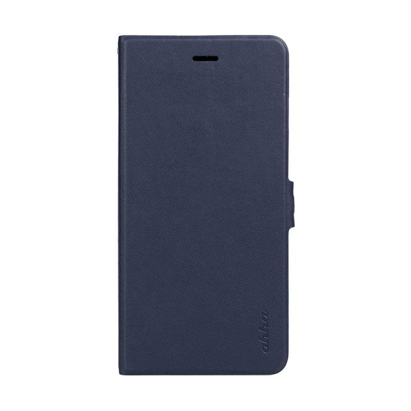 Ahha Kim Case Ocean Blue Flip Cover Casing for Apple iPhone 6