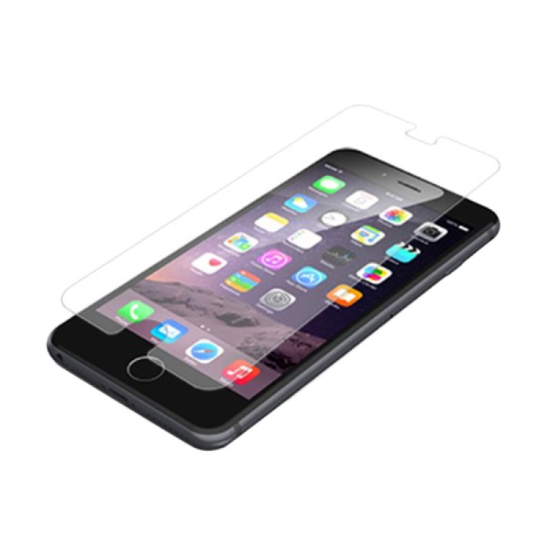 High Quality Anti Scratch 9H Transparant Tempered Glass Screen Protector for iPhone 6 Plus