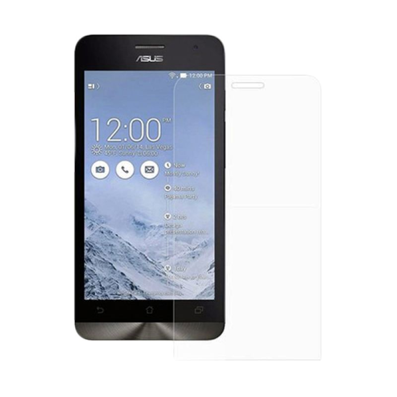High Quality Transparant Tempered Glass Screen Protector for Asus Zenfone 5