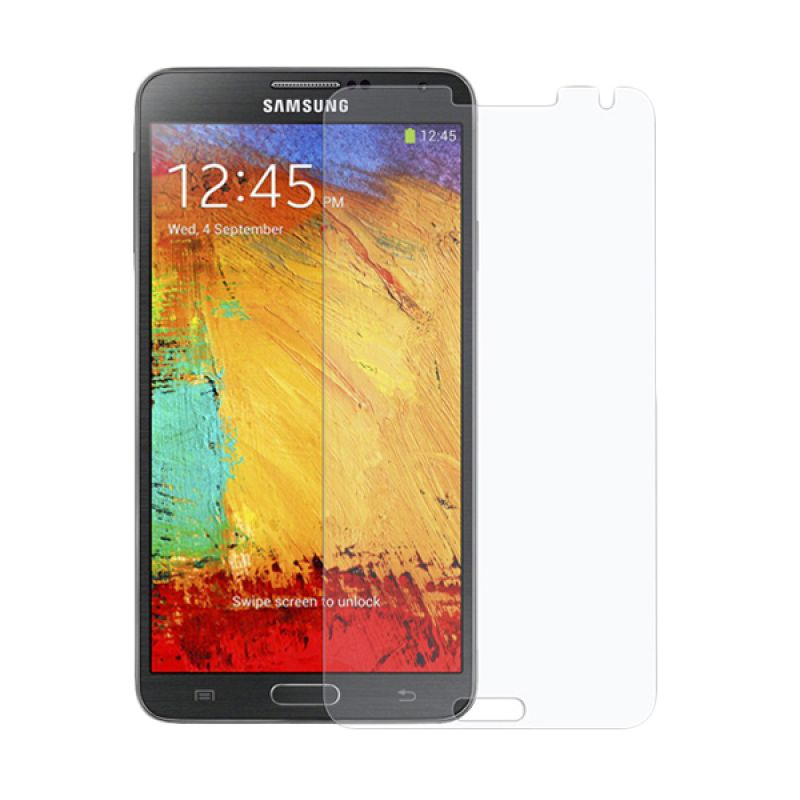 High Quality Transparant Tempered Glass Screen Protector for Samsung Galaxy Note 3