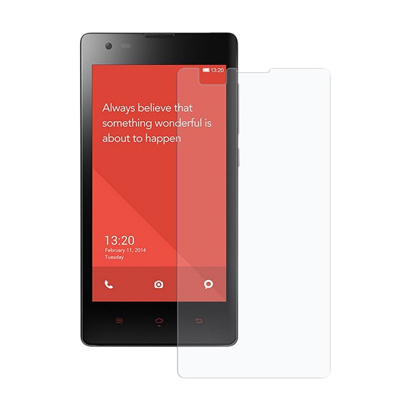 High Quality Transparant Tempered Glass Screen Protector for Xiaomi Redmi 1S