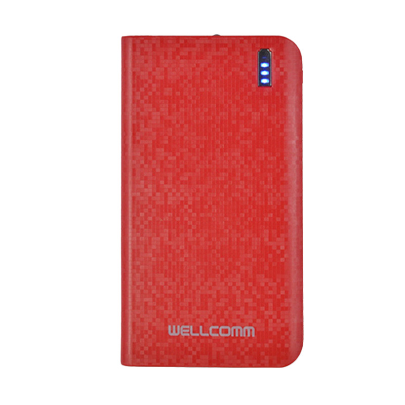 Wellcomm AJ40 Powerbank [4000 mAh]