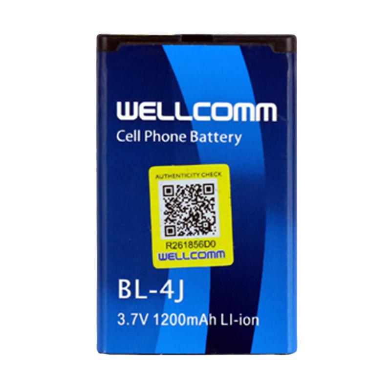 harga Wellcomm Double IC BL-4J Baterai Handphone Blibli.com