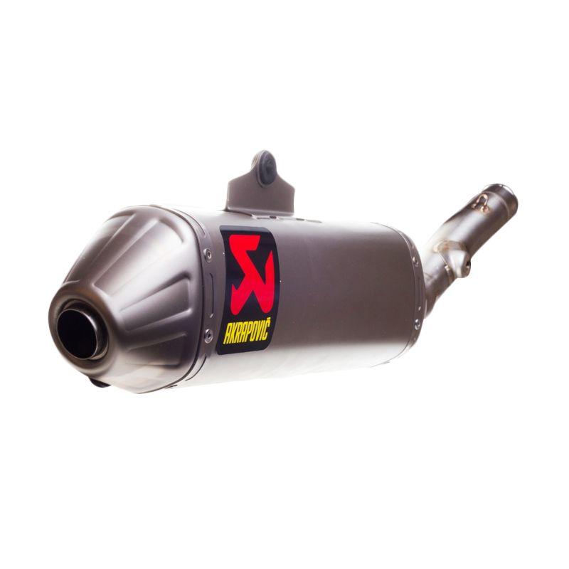 Akrapovic Kawasaki S-K2MR8-BNTA Knalpot Motor