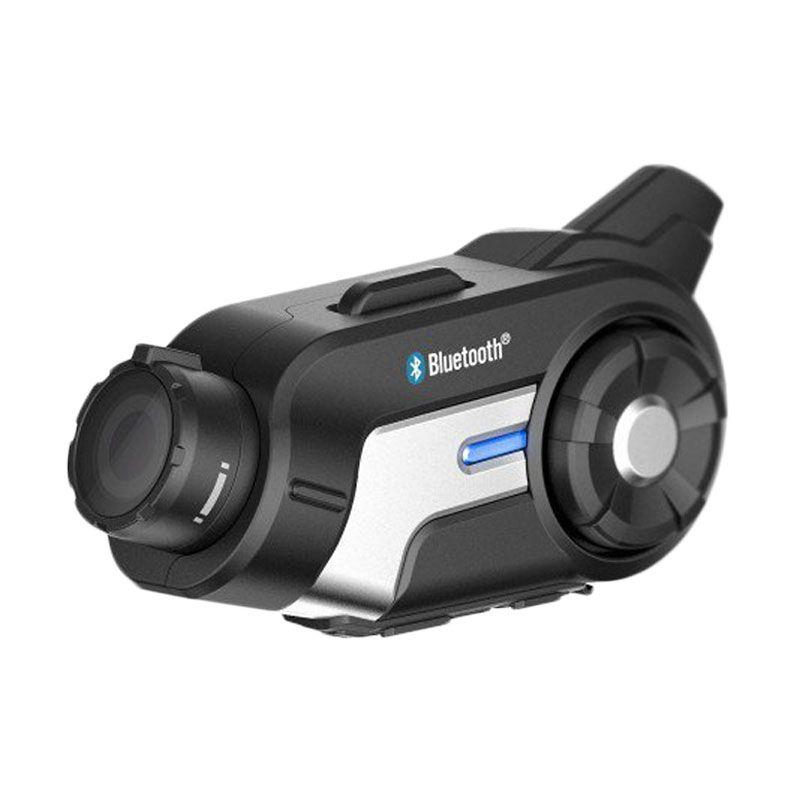 Sena 10C Bluetooth Headset dan Kamera Sepeda Motor