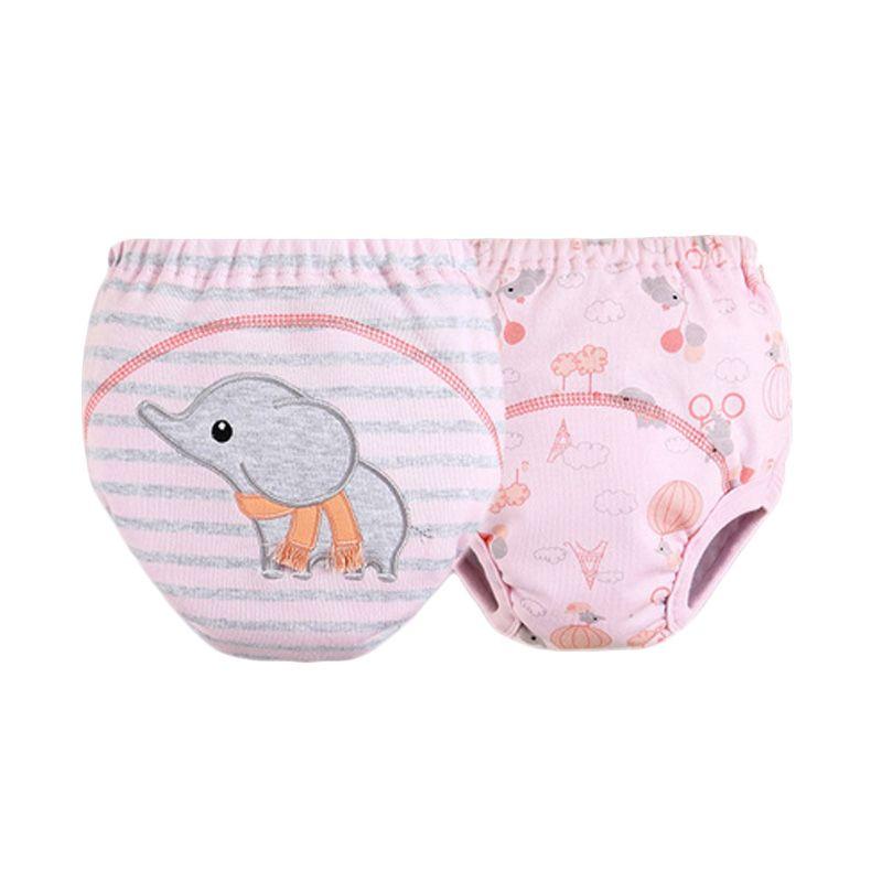 Mom N Bab Elephant Balloon Training Pants