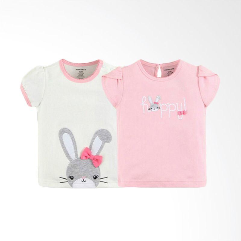 Mom n Bab Bunny Baju Atasan Anak [2 In 1]