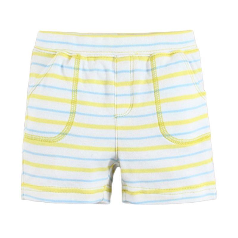 Mom N Bab Stripe BY Yellow Celana Anak Perempuan