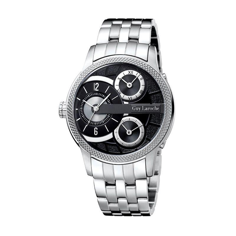 Guy Laroche Gent Watch G3009-04 Jam Tangan Pria