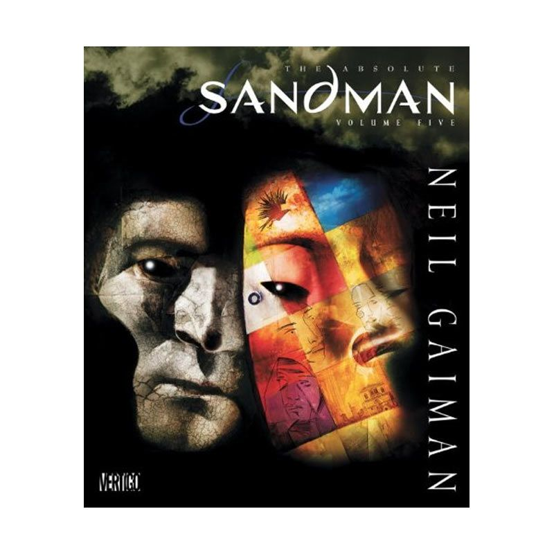 DC Comics Absolute Sandman HC Vol 05 Buku Komik