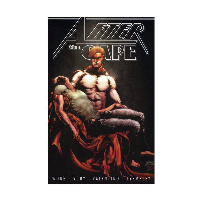 Image Comics After The Cape TP Vol 01 How Far To Fall Buku Komik