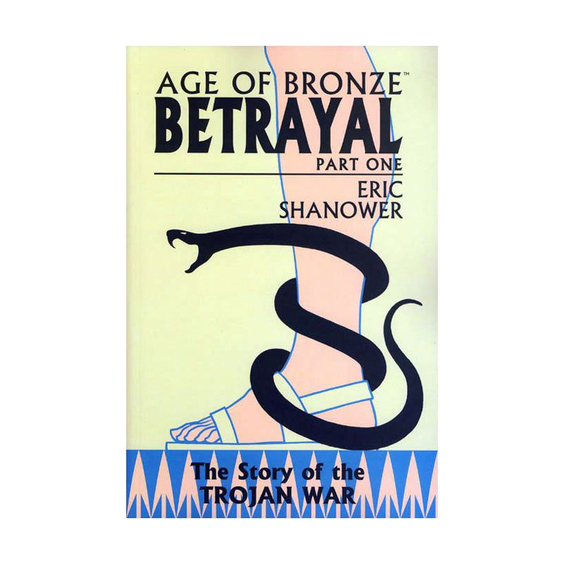 Image Comics Age Of Bronze TP Vol 03 Betrayal Buku Komik