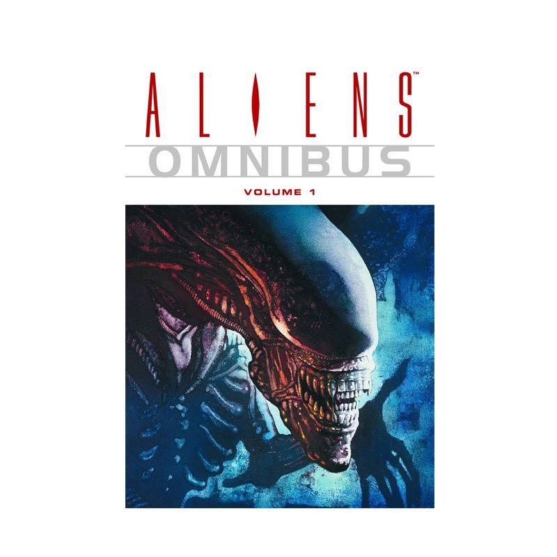Dark Horse Comics Aliens Omnibus TP Vol 01 Buku Komik