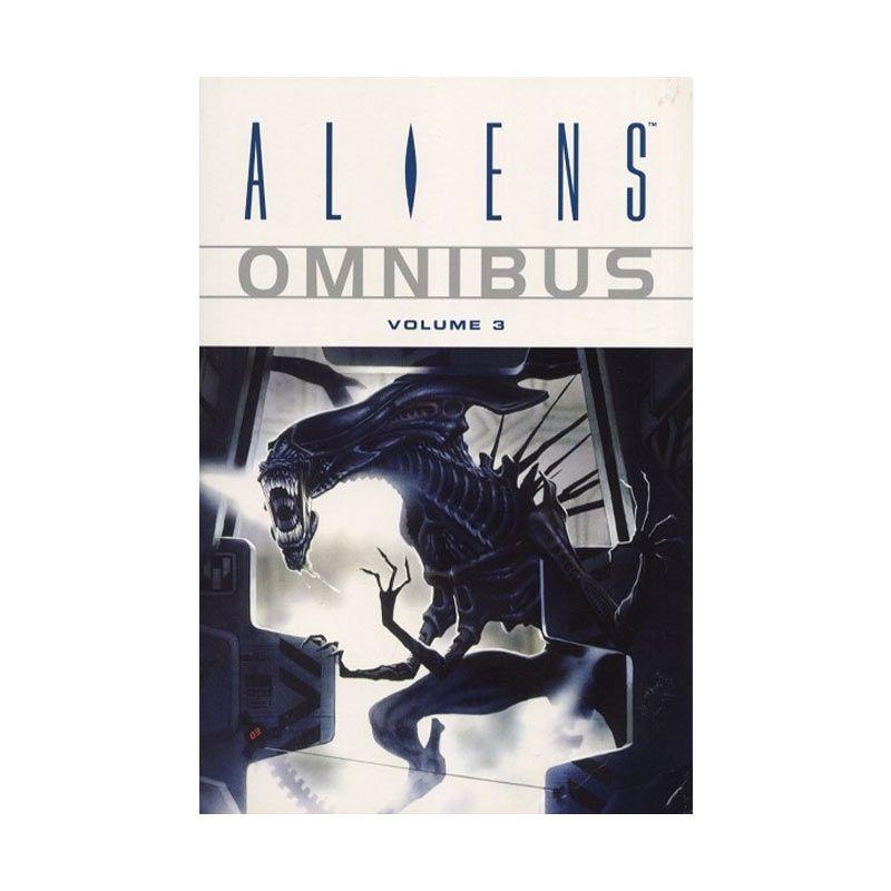 Dark Horse Comics Aliens Omnibus TP Vol 03 Buku Komik