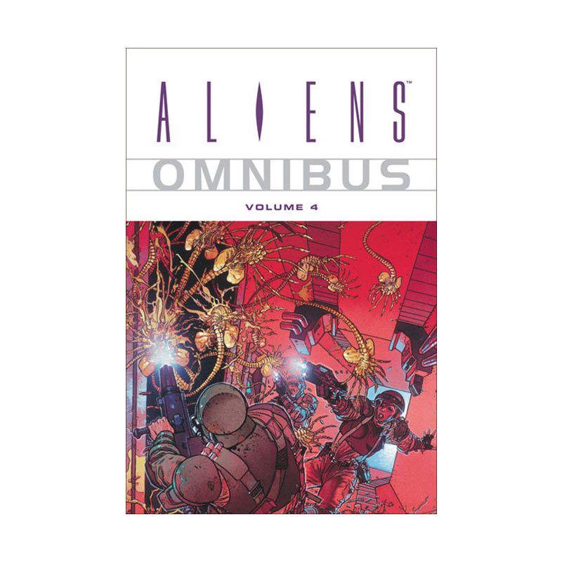 Dark Horse Comics Aliens Omnibus TP Vol 04 Buku Komik
