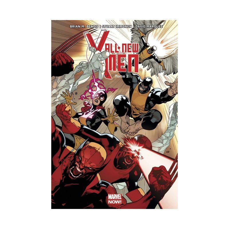 Marvel Comics All New X-Men HC Vol 01 Buku Komik