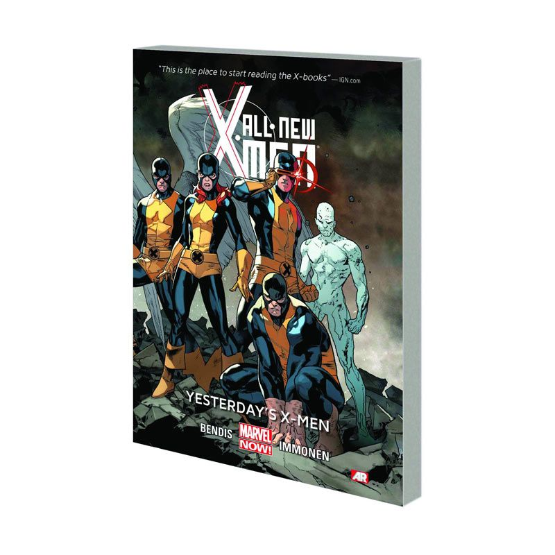 Marvel Comics All New X-Men TP Vol 01 Yesterdays X-Men Buku Komik