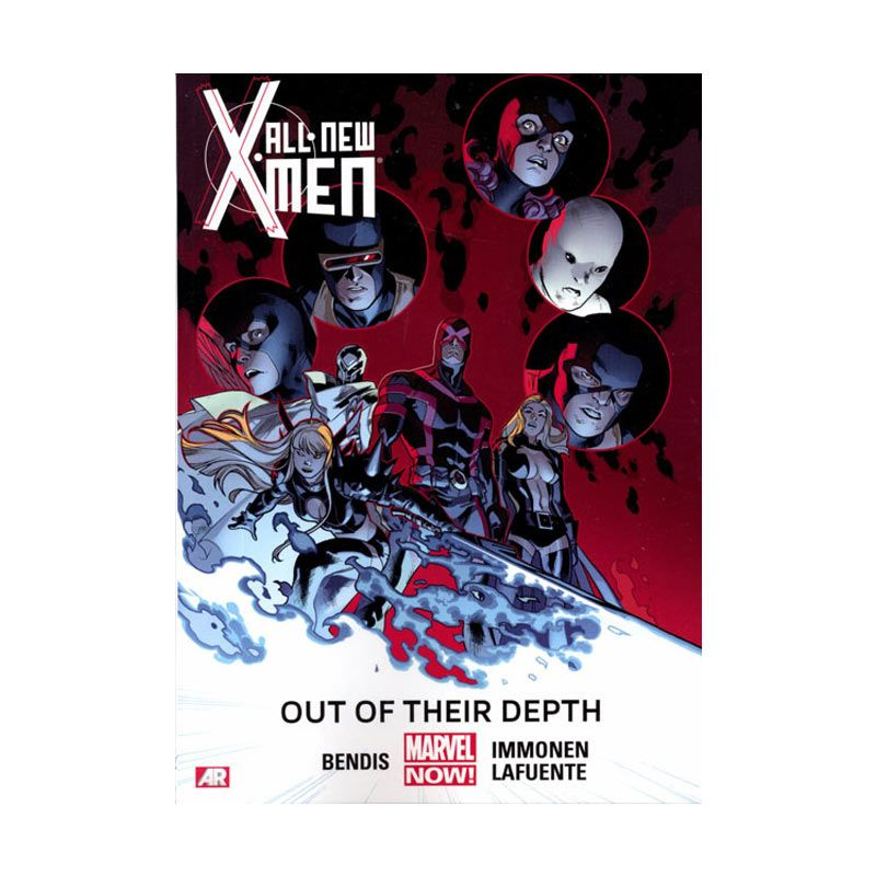 Marvel Comics All New X-Men TP Vol 03 Out Of Their Depth Buku Komik