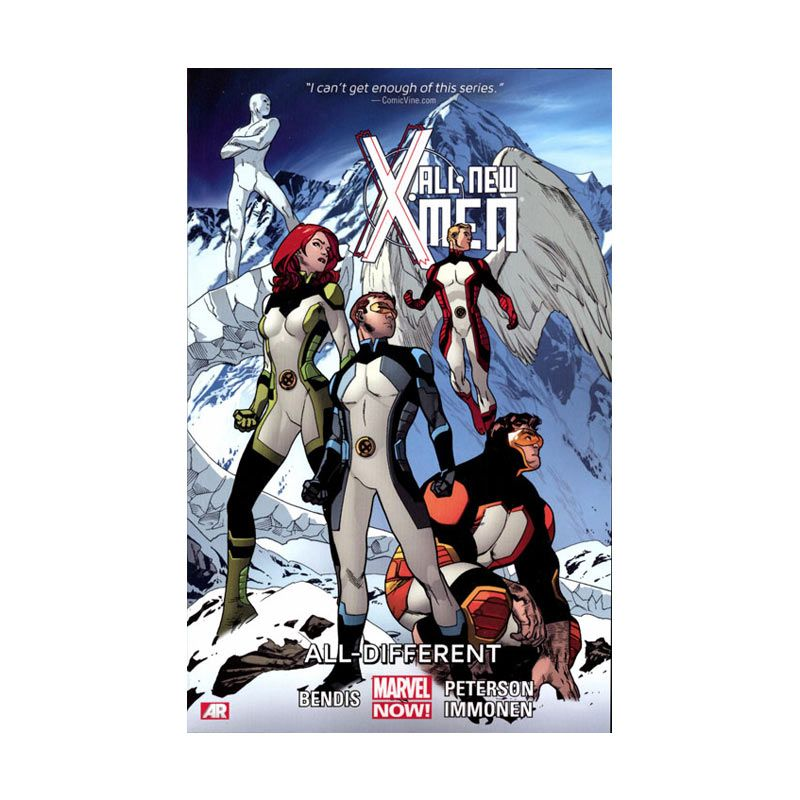 Marvel Comics All New X-Men TP Vol 04 All Different Buku Komik