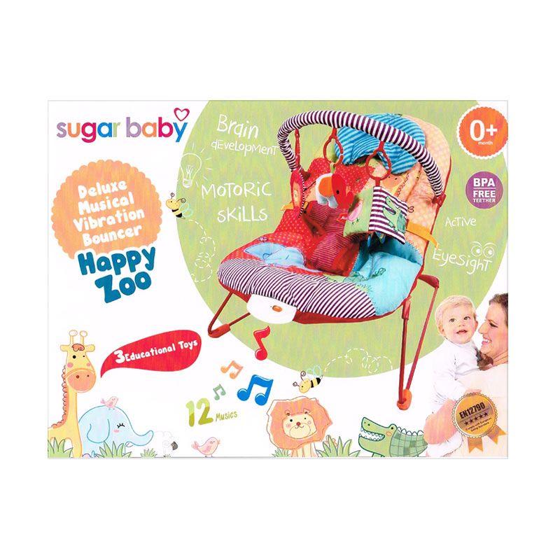 Sugar Baby Happy Zoo...by Bouncer