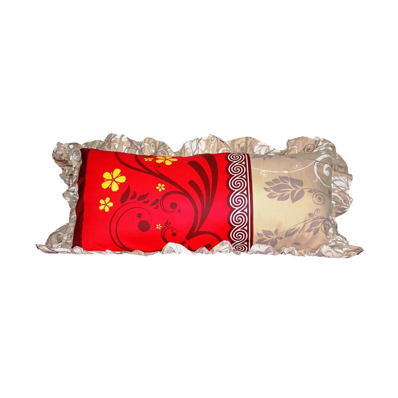 Monalisa Carlota Sarung Bantal Cinta [45x95 cm]