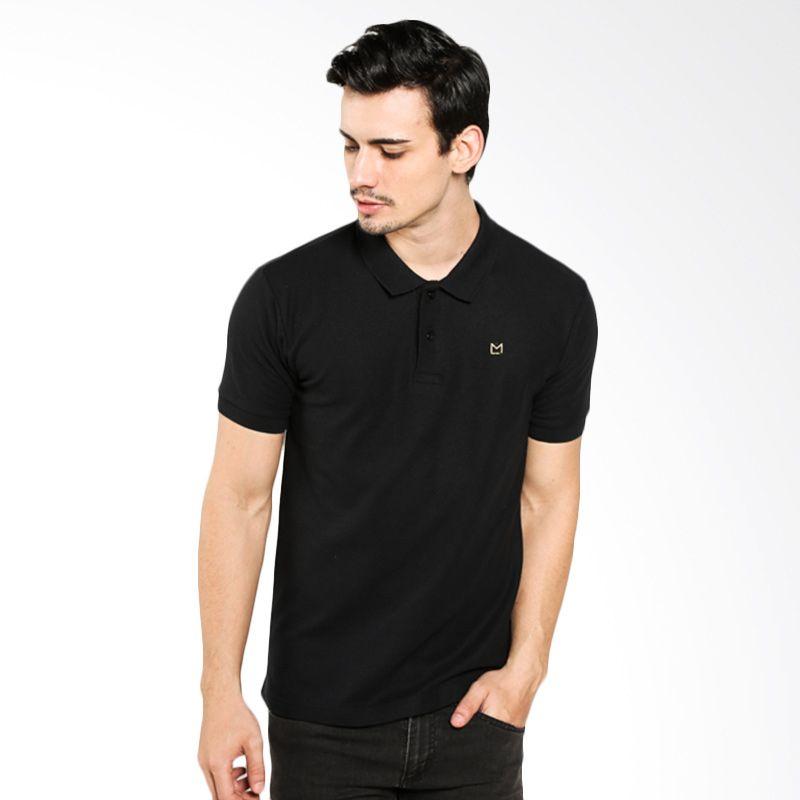 Money Laundry Basic MLRYPOLSM0006 Black Polo Shirt Extra diskon 7% setiap hari Extra diskon 5% setiap hari Citibank – lebih hemat 10%