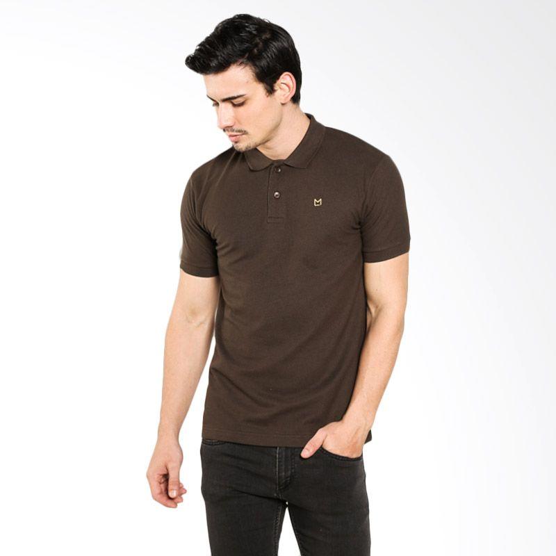 Money Laundry Basic MLRYPOLSM0007 Brown Polo Shirt Extra diskon 7% setiap hari Extra diskon 5% setiap hari Citibank – lebih hemat 10%
