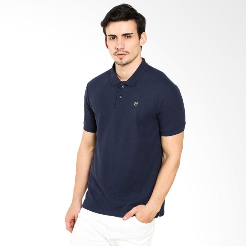 Money Laundry Basic MLRYPOLSM0008 Navy Polo Shirt Extra diskon 7% setiap hari Extra diskon 5% setiap hari Citibank – lebih hemat 10%