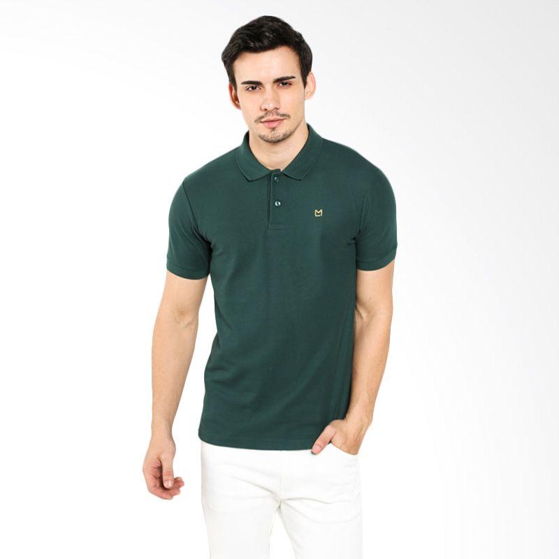 Money Laundry Basic MLRYPOLSM0009 Dark Green Polo Shirt Extra diskon 7% setiap hari Extra diskon 5% setiap hari Citibank – lebih hemat 10%