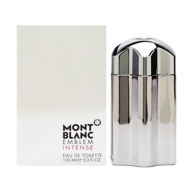 Mont Blanc Emblem Intense EDT Parfum Pria [100 mL]
