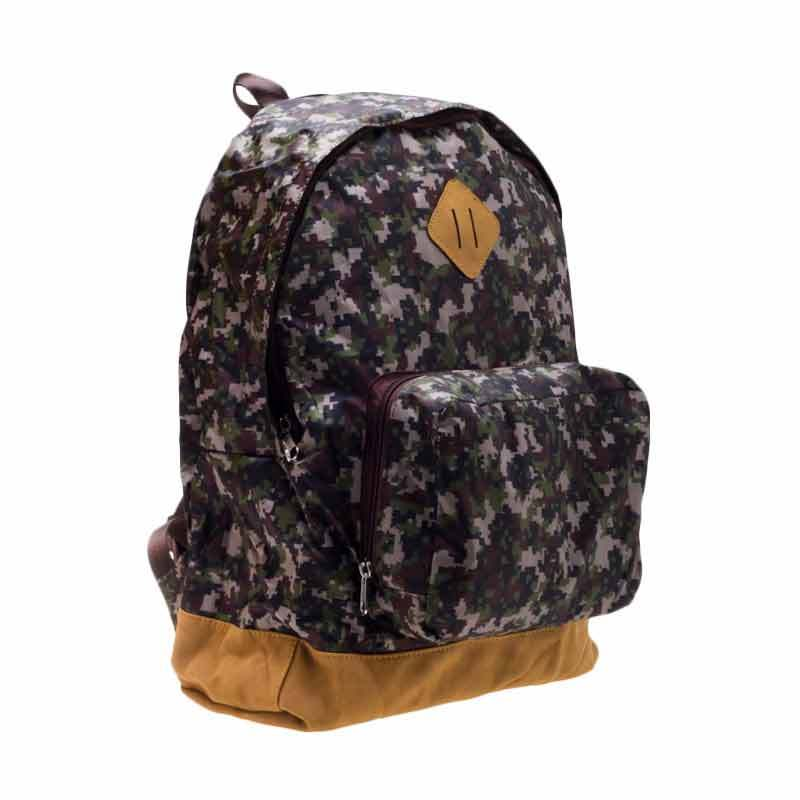 Montague Foldable Backpack Army